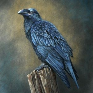 The Raven, guardians of the Tower 2