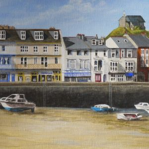 Ilfracombe Harbour 3